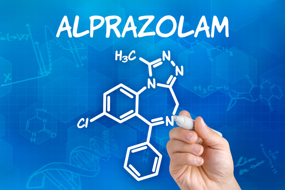 alprazolam organismo age