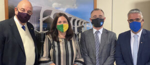 Deputados contra o PL399, sobre plantio de Cannabis medicinal, se reúnem com ministro da Justiça