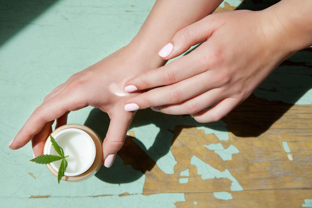 eczema tratamento com canabidiol o que e