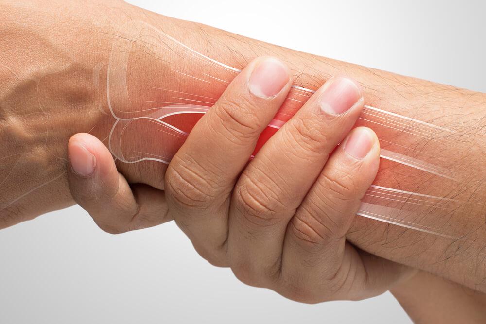 artrite sintomas tipos