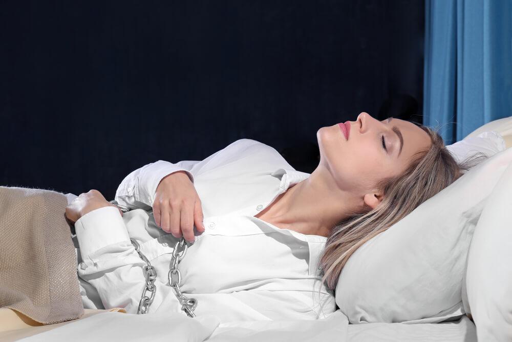 paralisia do sono tratamentos com canabidiol como funciona