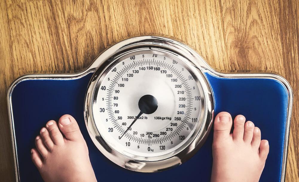 obesidade infantil o que é
