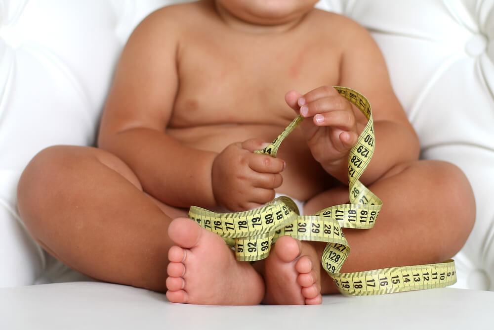 obesidade infantil quais sao as causas
