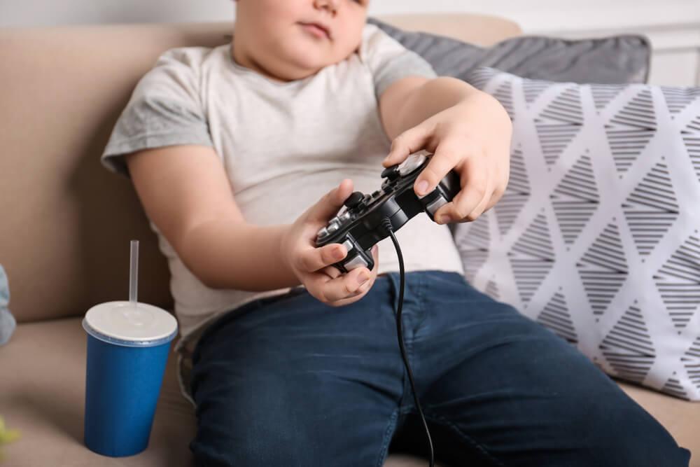obesidade infantil qual perigo
