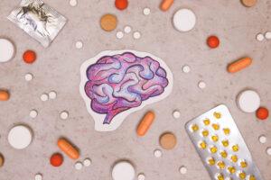 Remédio para esquizofrenia com CBD usado no tratamento
