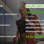 LIVE: eficiência do CBD no desempenho esportivo, com Rose Gracie, Dra Jessica Durand e Draculino