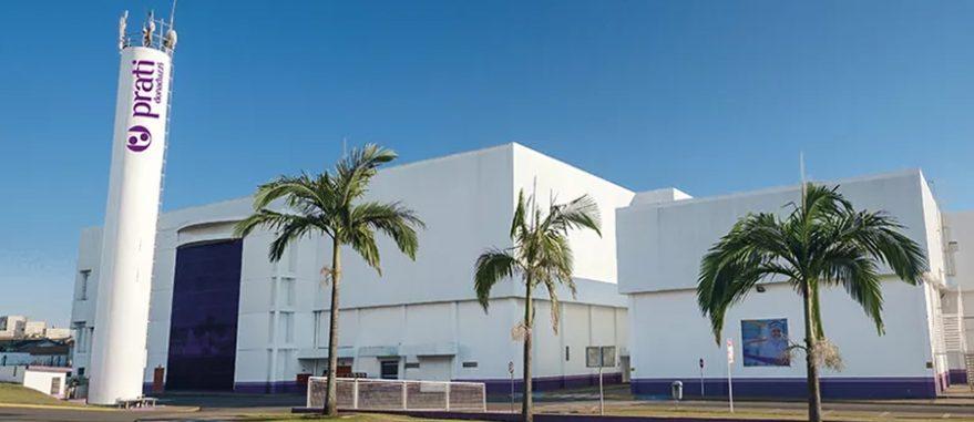 Fábrica da Prati-Donaduzzi em Toledo, no interior do Paraná (Foto: Divulgação)