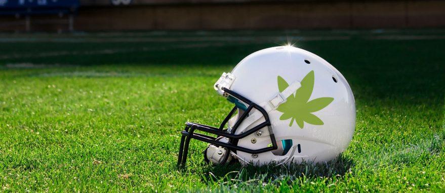 A NFL está pesquisando os efeitos do canabidiol na recuperação muscular de atletas (foto: ELLO LLC)