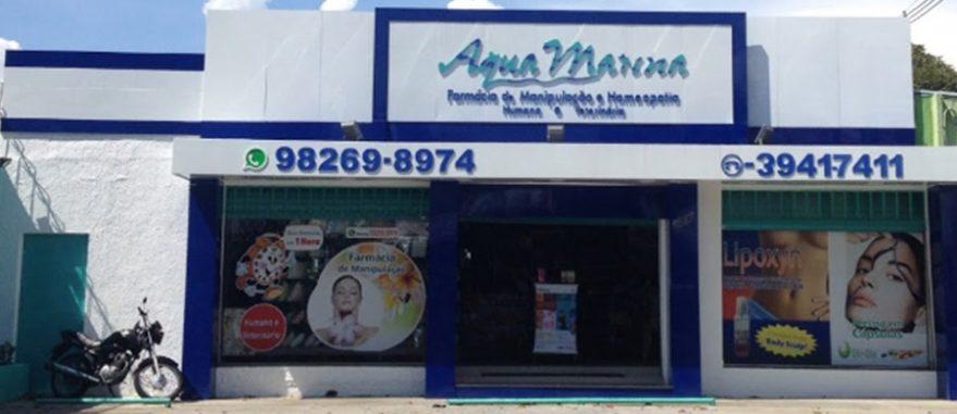 Farmácia Aqua Marina, de São José dos Campos