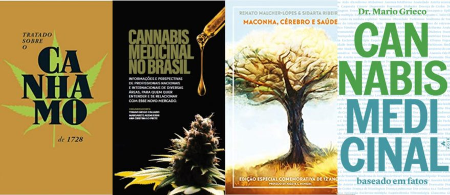 livros cannabis