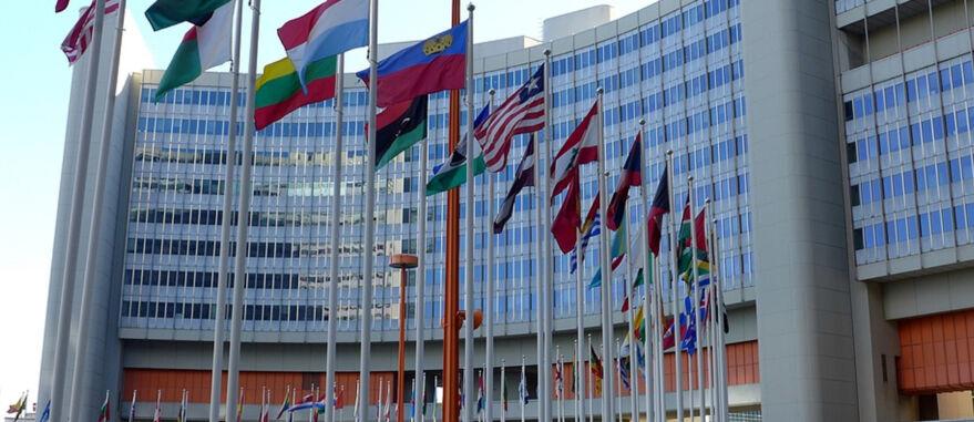 Sede da ONU, em Viena