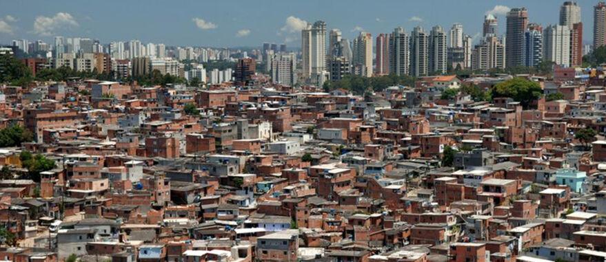 © Alliance/ZB | Periferia de São Paulo