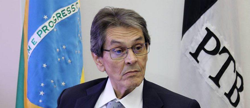 roberto jefferson quer expulsar deputado do PTB por seu apoio a Cannabis medicinal