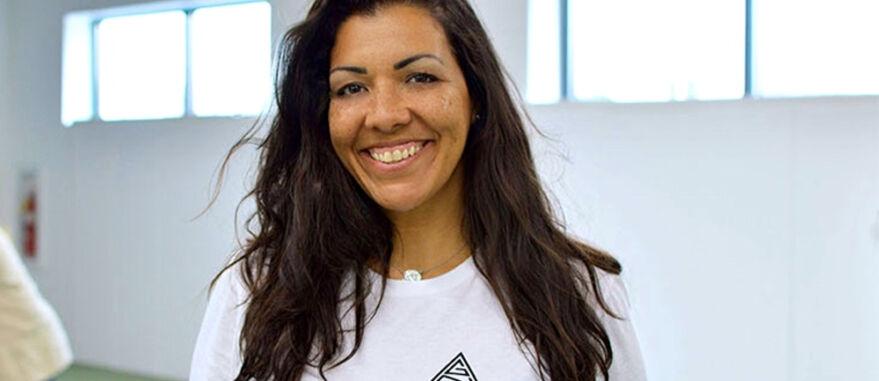 Rose Gracie, empresária no ramo das lutas, defende o uso da cannabis