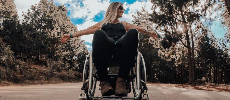 Tetraplégica encontra na Cannabis motivação e alívio para dores e espasmos