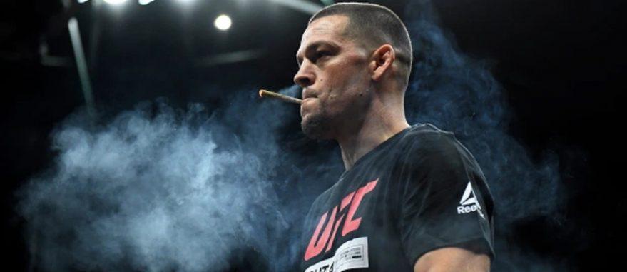 UFC maconha