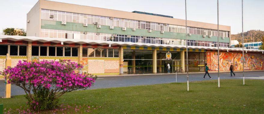 Campus da UFSC em Florianópolis